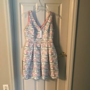 Size 10 Trina Turk dress from Saks